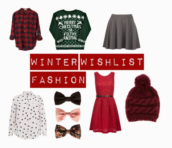 Wishlist winter fashion. Let it snow #5