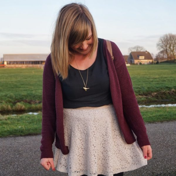 OOTD  –  cold winter days.