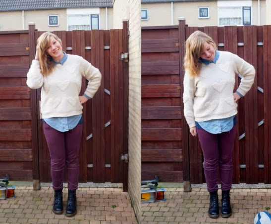 Be thankfull for what you have, OOTD + 150 volgers gehaald!