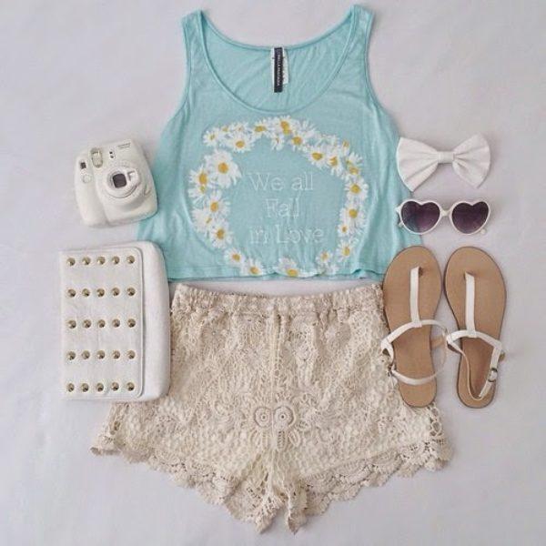 Outfit inspiratie! – Lente / zomer