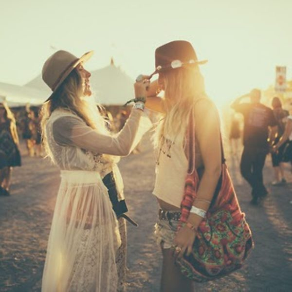 Inspiratie: Festival outfits!