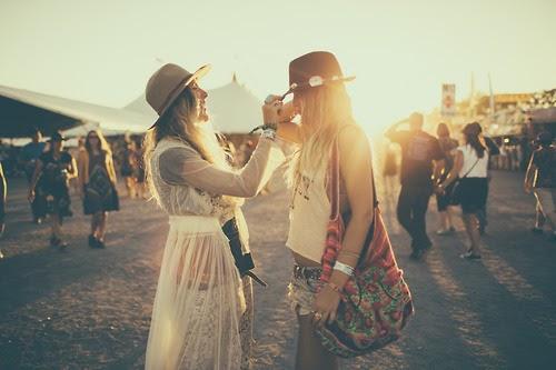 Inspiratie: Festival outfits!
