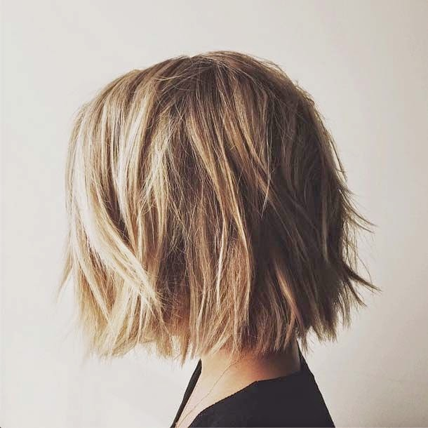 Short hair, don't care! Inspiratie.