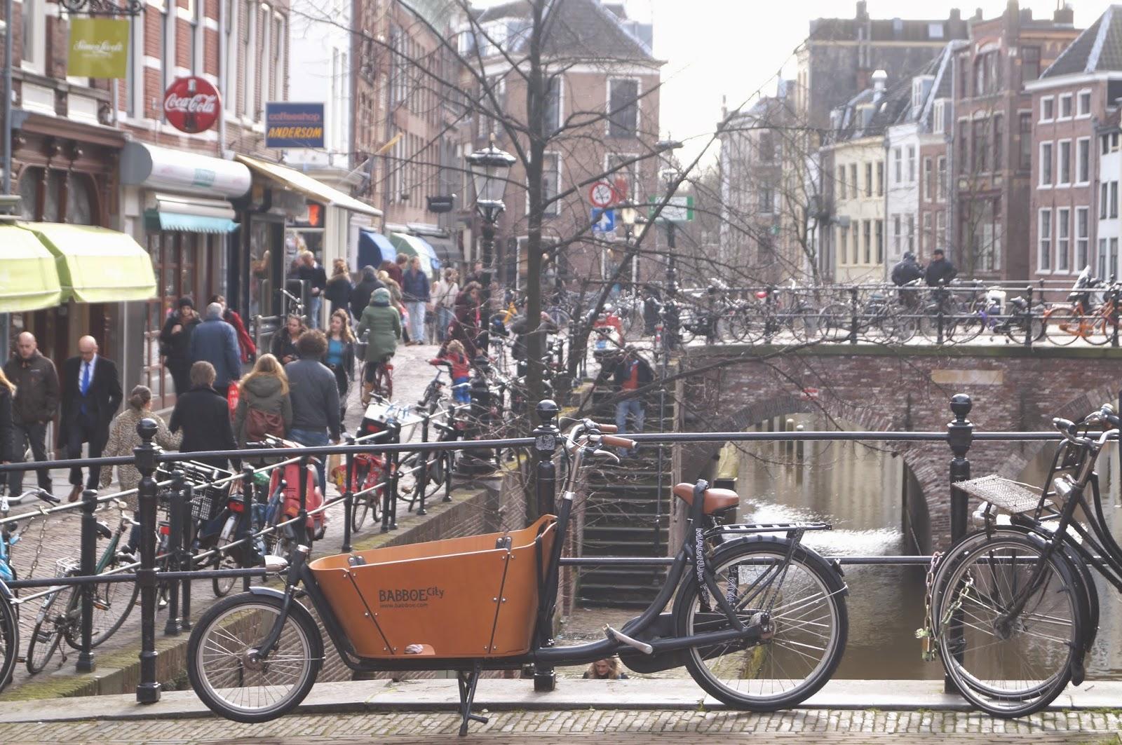 Utrecht, je bent zo ontzettend mooi.