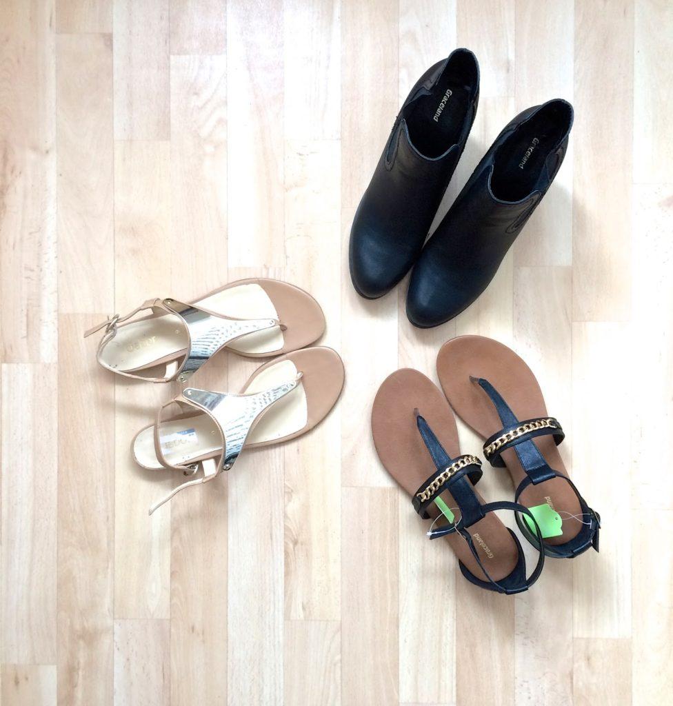 budget schoenen, sale, zomer, winkelen, blog