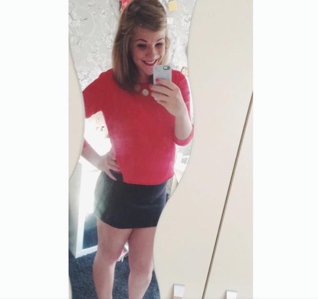 outfit, mode, fashion, blog, jurkje, rokje, rood