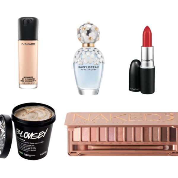 Beauty wish list ✿ #1