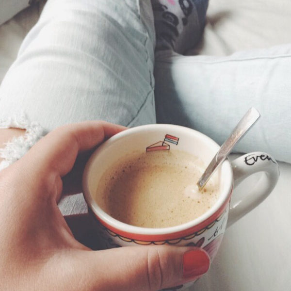 Photodiary 14 – Vakantie, 300 volgers gehaald, koffie leren drinken & koekiemonster muffin!