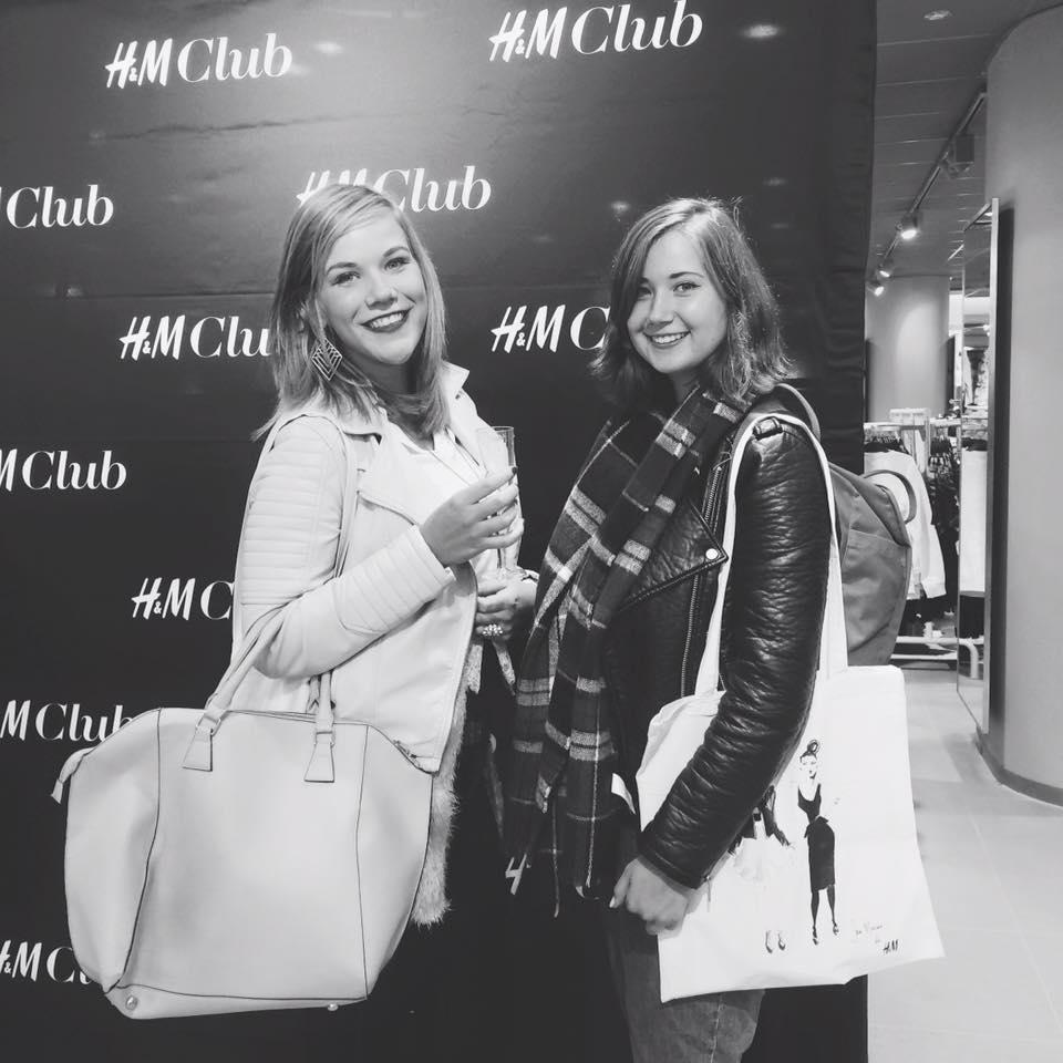 H&M Event – nieuwe beautylijn lancering!