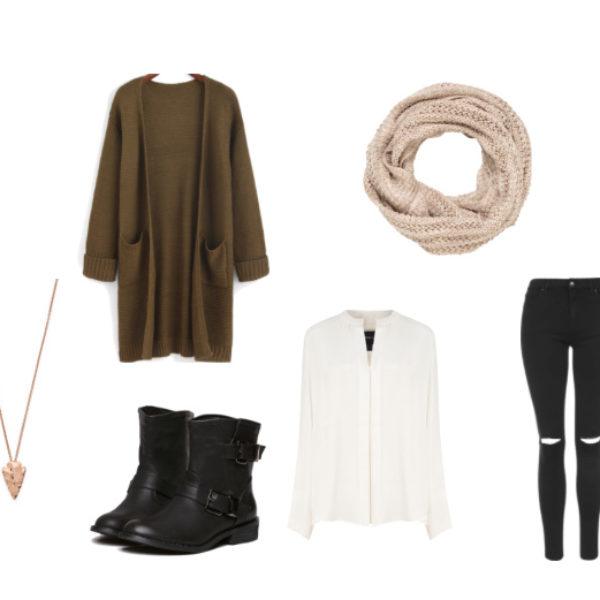 Outfit inspiratie | herfst!
