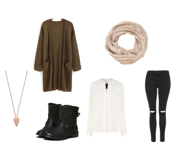 Outfit inspiratie   herfst!