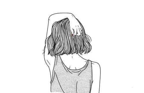 liefde voor |  kort haar hebben!