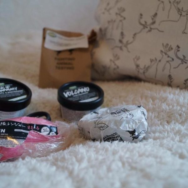 Beauty | Mini Lush stash!