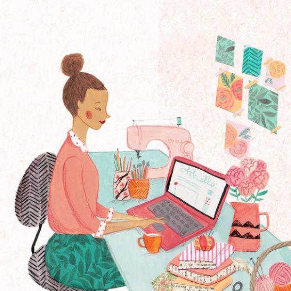 Ik vind bloggen zó leuk, en wel om dit…