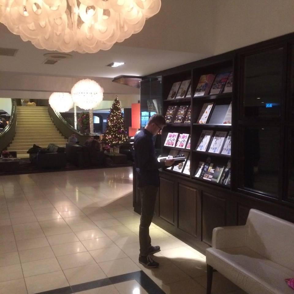 Review & plog  | Van der valk hotel Hengelo.