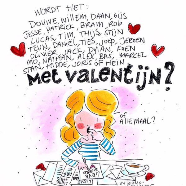 5 keer leuke dingen voor Valentijnsdag + leuke cadeau tips!