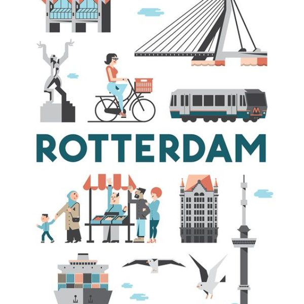 Toerist in eigen land | Hotspots van Rotterdam