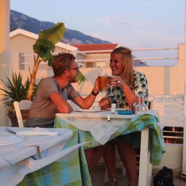 Kefalonia diary | Verlaten eiland, bosbrand & helderblauwe zee! #2