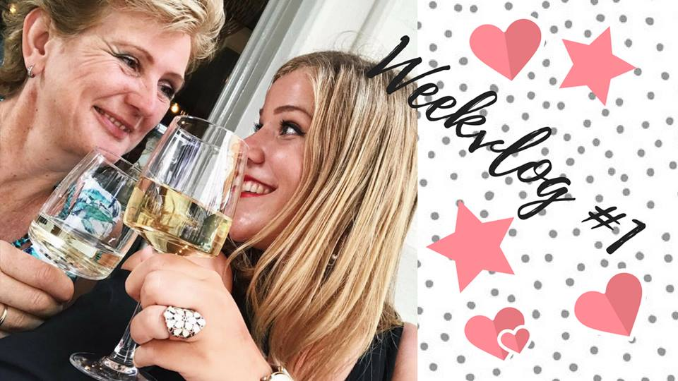 WEEKVLOG | Véél snacks en wijn & shopverslaving! #5