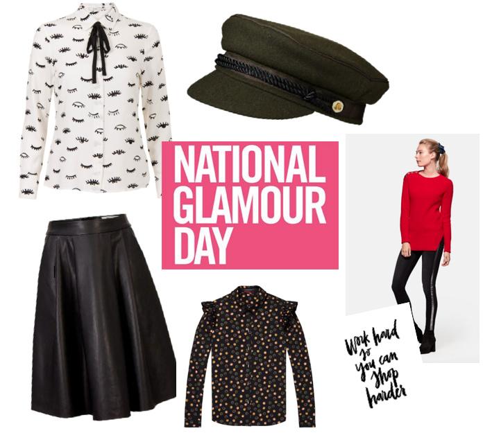 Glamour day wishlist 2017! ★