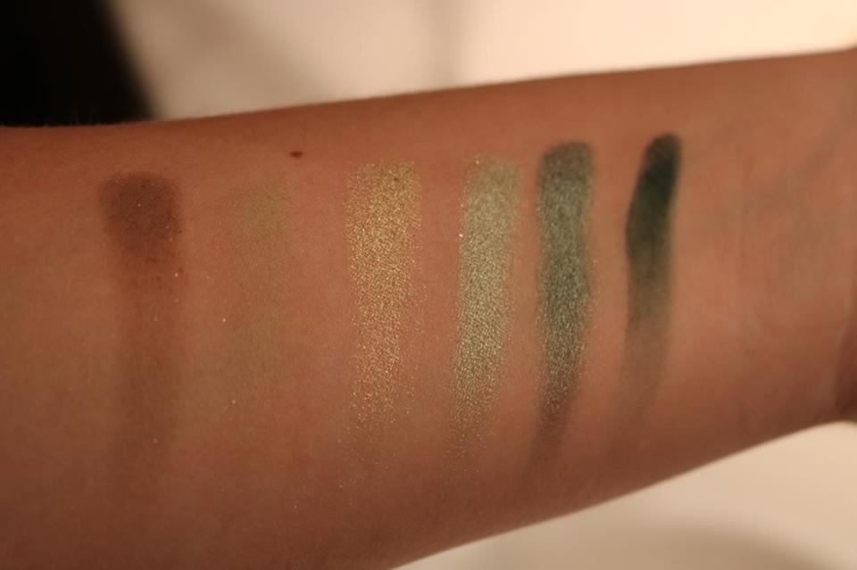 Review | Sleek Garden of Eden I-divine eyeshadow palette