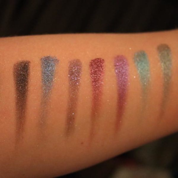 Review   Urban Decay Heavy Metals eyeshadow palette limited edition