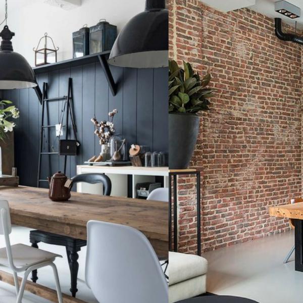 Interieur inspiratie |  Vier manieren om hout te combineren in je interieur!