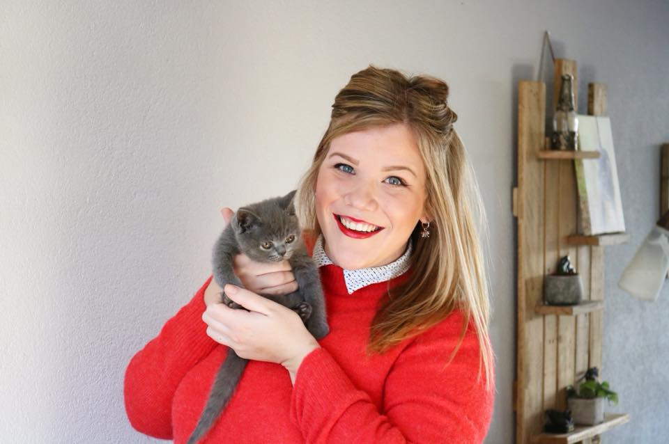 Meet my new kitties: Fien & Cato!