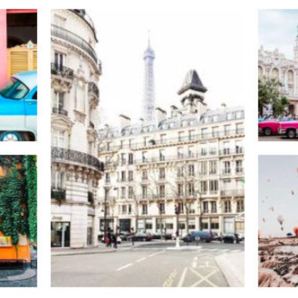 Vijf reisbestemmingen die ik dolgraag wil bezoeken!
