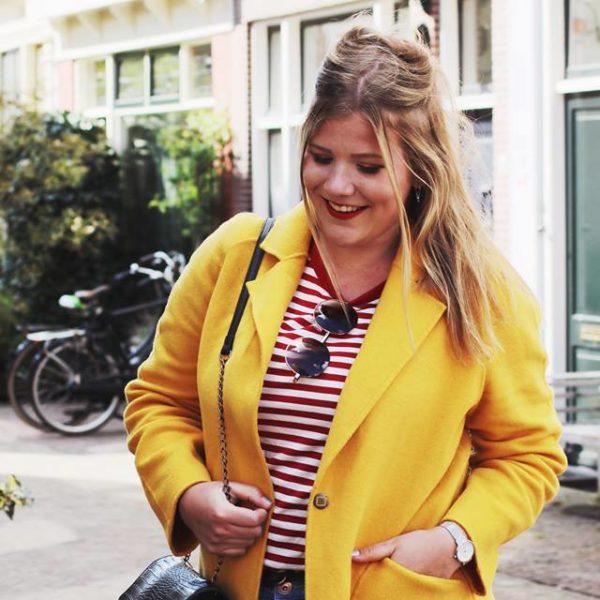 Photodiary 140 | Vintage modevondst, middagje Rotterdam met mama & contract tekenen!
