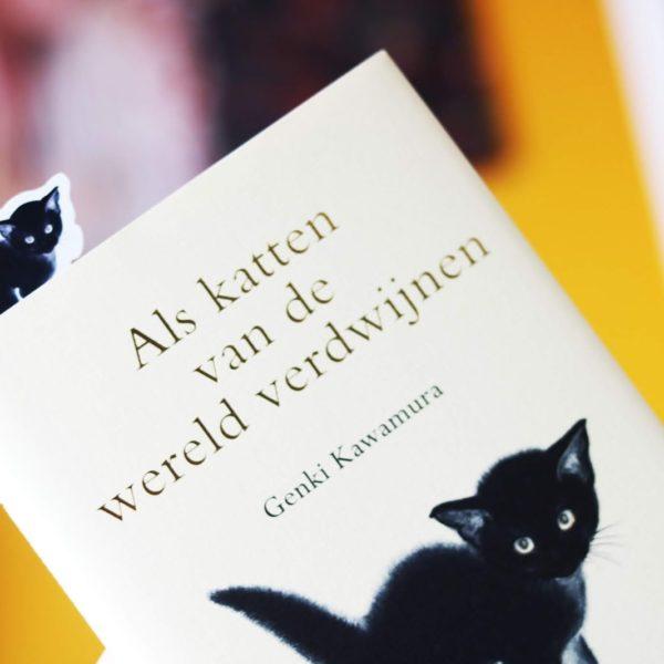 Leesvoer | Als katten van de wereld verdwijnen – Genki Kawamura