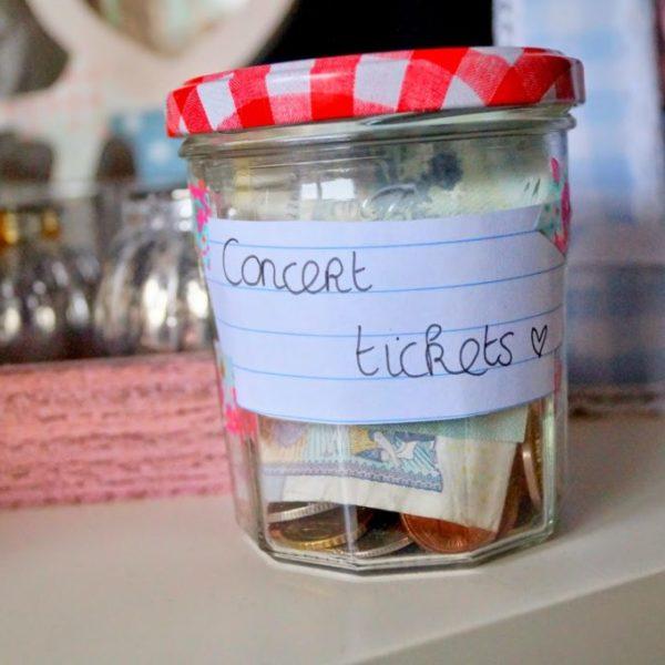 Makkelijke manier om te sparen!