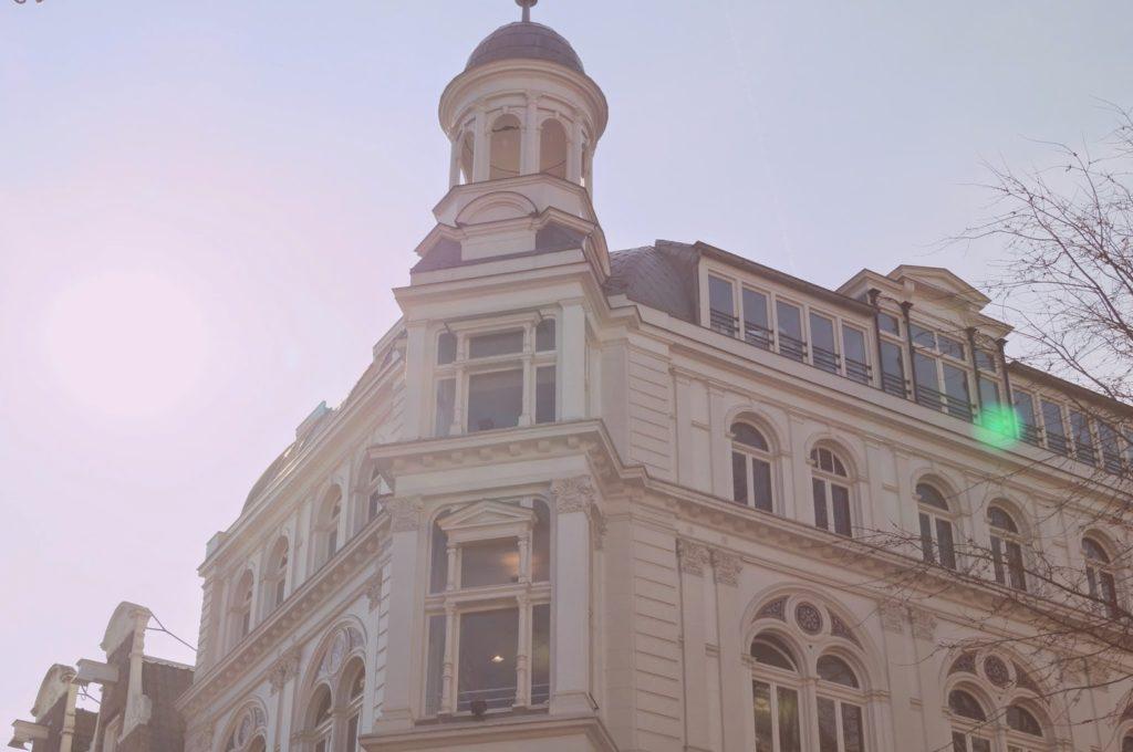 I love Amsterdam.