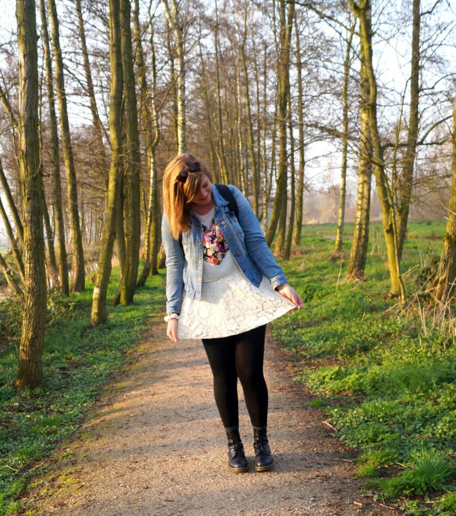 I live in Paradise – OOTD