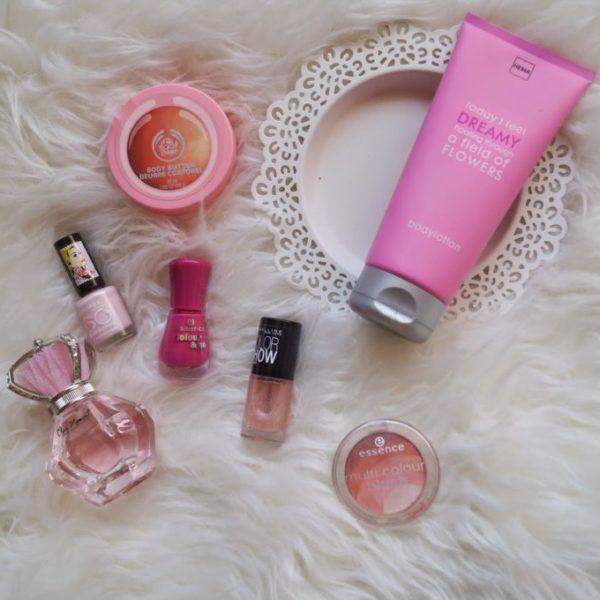 Mijn favoriete roze producten!
