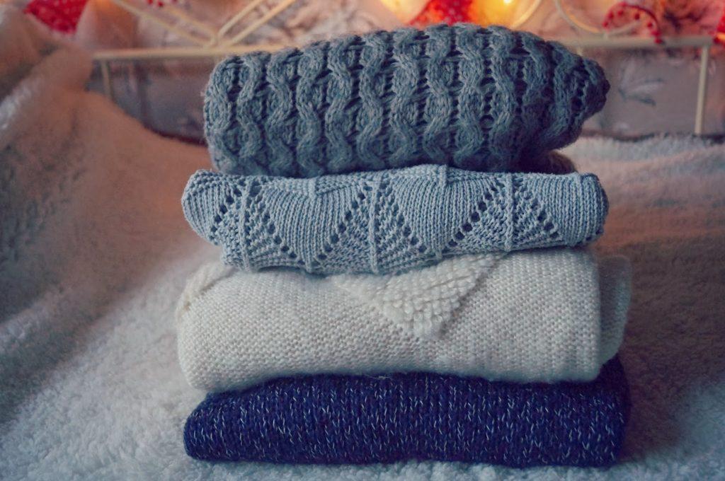 Mijn favoriete truien.