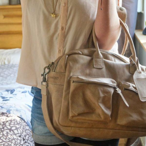 Review: Cowboy bag.