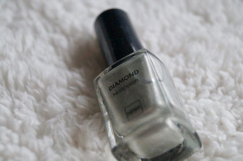 Review: Hema diamond lakje.