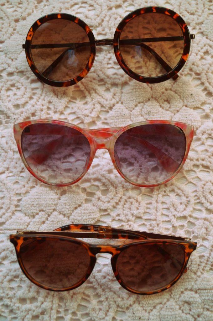 My favourite sunglasses.
