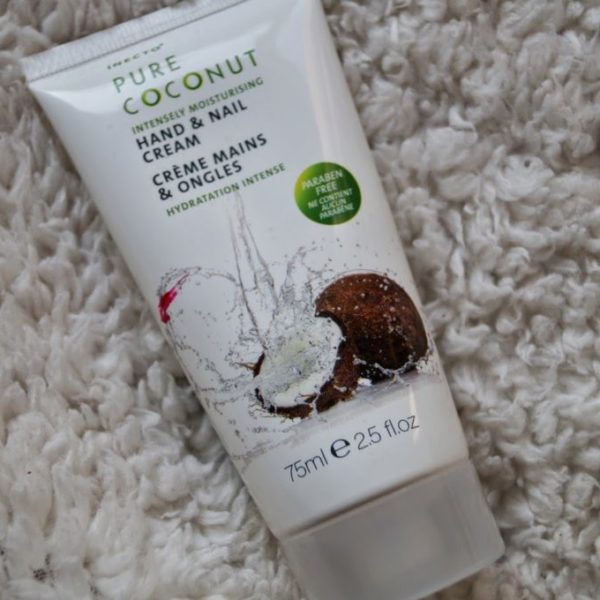 Review: Action coconut handcreme.
