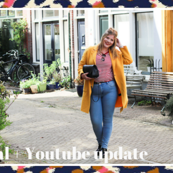 Video: I'm back! Persoonlijke + YouTube update! ♡ ♡ ♡
