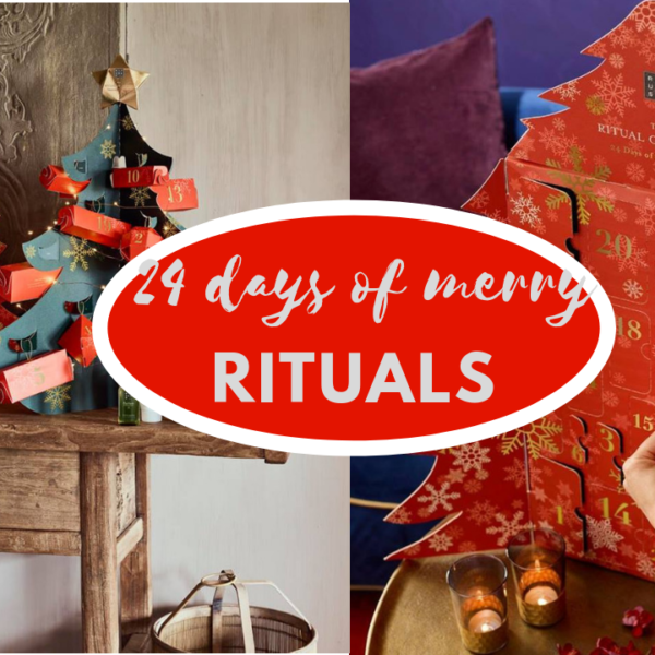Review | The Ritual of Advent – 24 Days of Merry Rituals