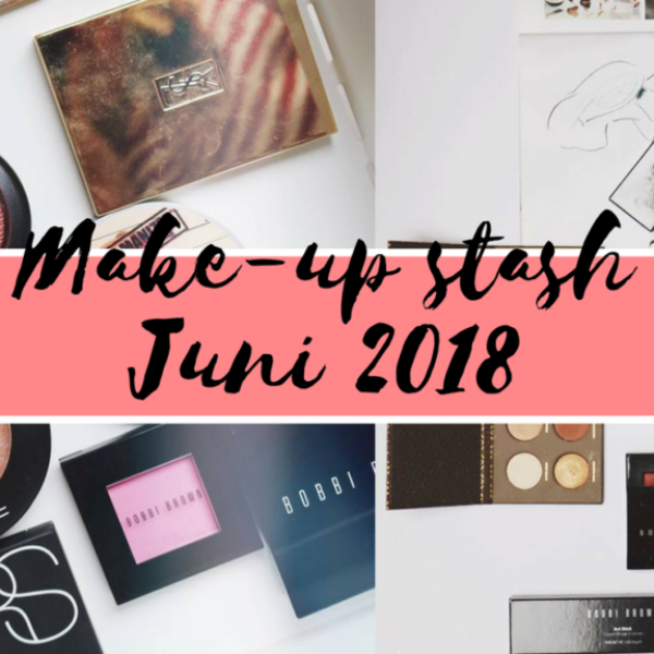 Mijn make-up stash/collectie 2018 ☆