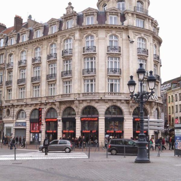 Dagje naar de kerstmarkt in Lille!