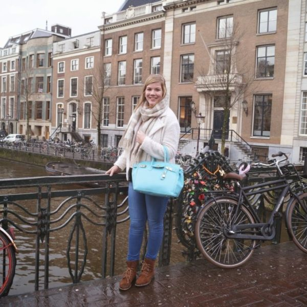 Outfit: Amsterdam!❀