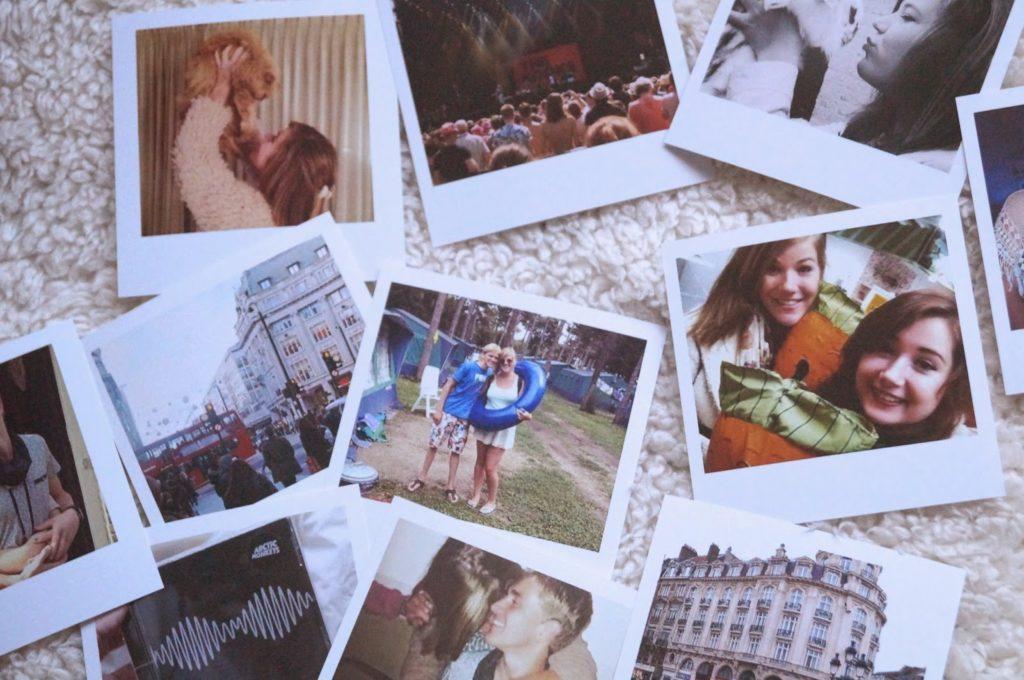 TIP: Polaroid foto's ontwikkelen bij de HEMA.