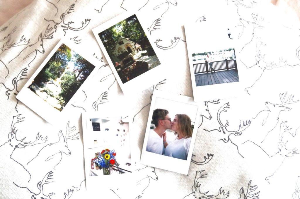Blijheidmomentjes   Aftellen tot vakantie, polaroids maken & pastakantine! #25