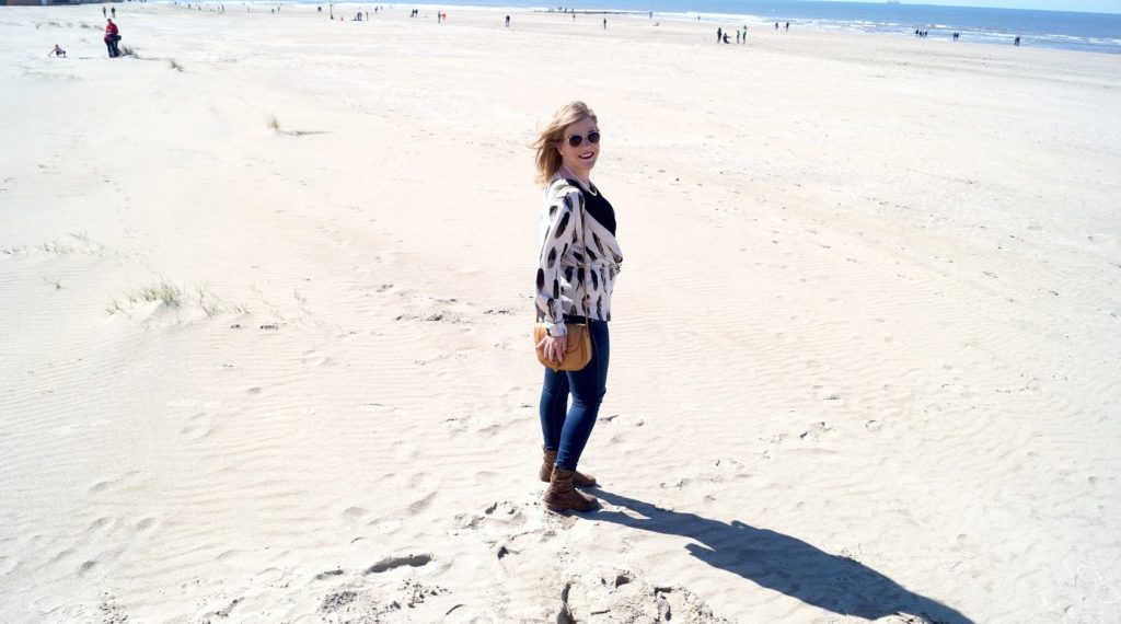 Outfit | Dagje strand!
