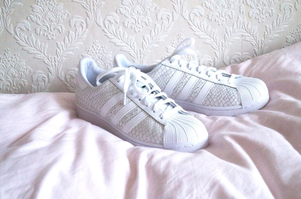 New in | Adidas sneakers!