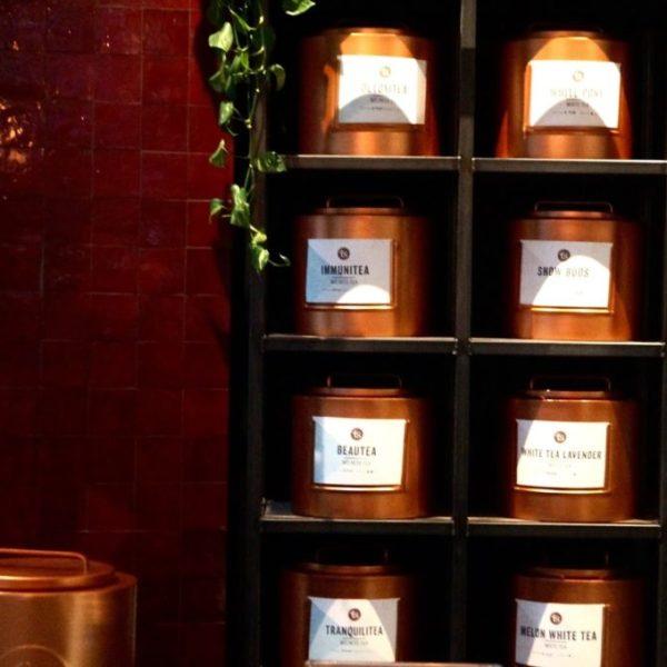 Hotspot | T's tea bar Amsterdam